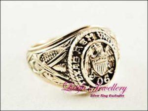 cincin almamater cincin logo polisi cincin logo perusahaan cincin logo garuda cincin dprd insatnsi emas perak