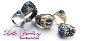 cincin alumni cincin almamater cincin logo sekolahan cincin logo perusahaan emas perak bikin jual produksi