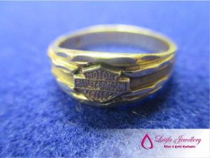 jual cincin kawin nikah tunangan Harly Davidson emas perak palladium toko perhiasan Harly Davidson jakarta bandung jogja