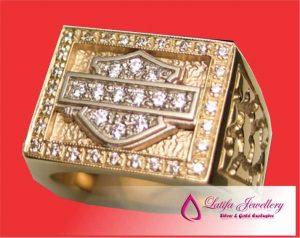 jual perhiasan Harly Davidson jogja jakarta bandung cowok berlian toko bikin buat harga