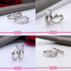 Jual Beli cincin nikah Solo Bontang Surabaya Cincin kawin Cincin tunangan Cincin couple custom Cincin emas perak palladium platinum Solo Bontang Surabaya murah 7