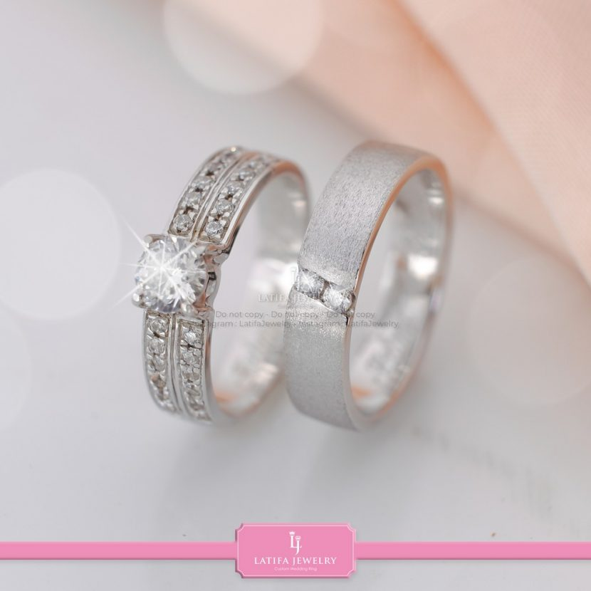toko cincin nikah Jogja Solo Bontang Surabaya Cincin kawin Cincin tunangan Cincin couple custom Cincin emas perak palladium platinum Solo Bontang Surabaya murah (62)
