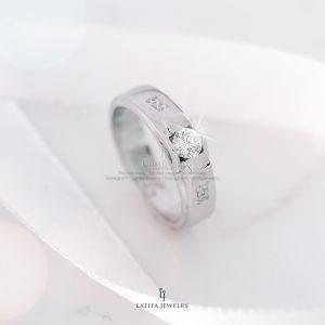 toko cincin nikah Solo Bontang Surabaya Cincin kawin Cincin tunangan Cincin couple custom Cincin emas perak palladium platinum Solo Bontang Surabaya murah (102)