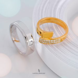 toko cincin nikah Solo Bontang Surabaya Cincin kawin Cincin tunangan Cincin couple custom Cincin emas perak palladium platinum Solo Bontang Surabaya murah (107)