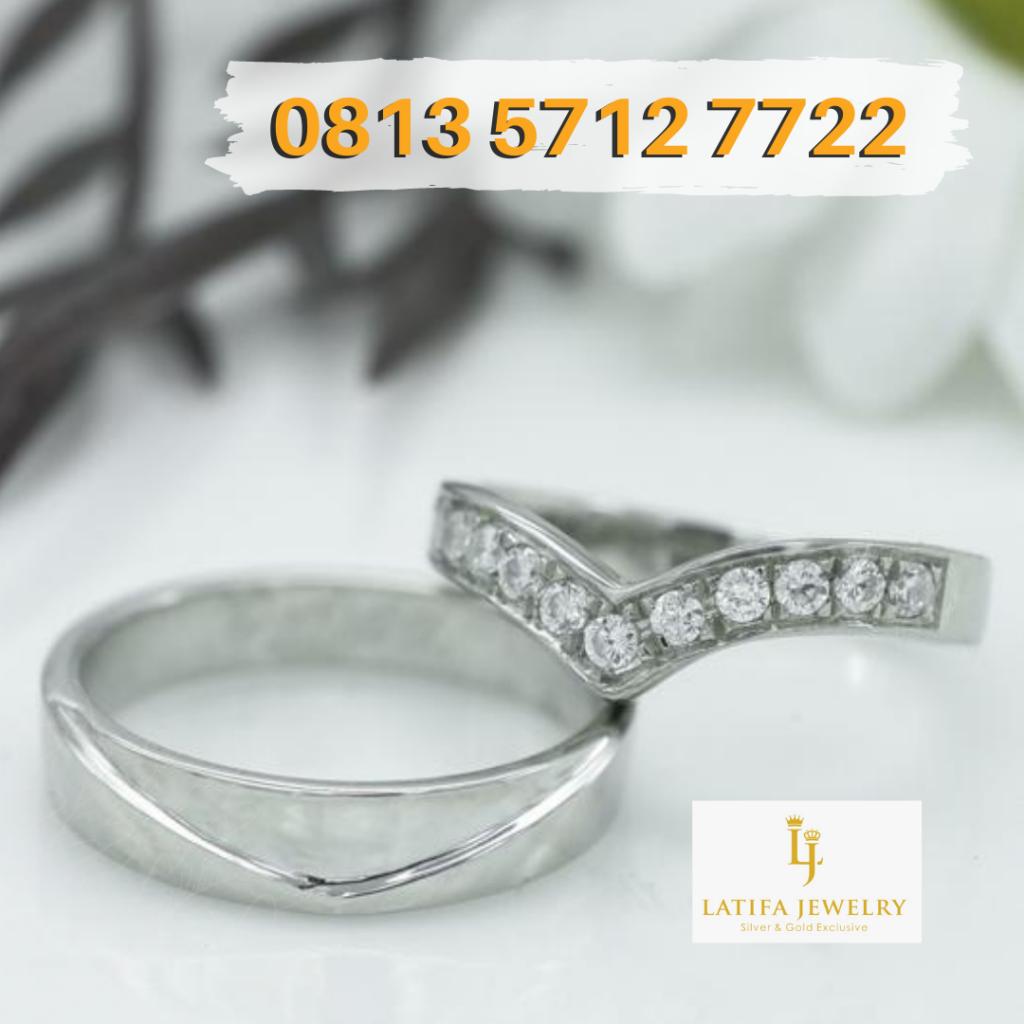bikin cincin nikah tunangan kawin couple custom surabaya emas palladium perak platinum murah premium berlian silver (1)