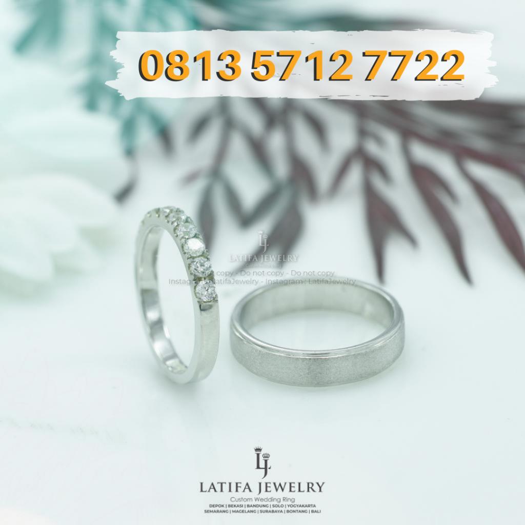 bikin cincin nikah tunangan kawin couple custom surabaya emas palladium perak platinum murah premium berlian silver (2)