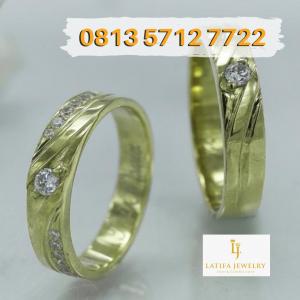bikin cincin nikah tunangan kawin couple custom surabaya emas palladium perak platinum murah premium berlian silver (8)